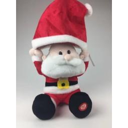 Santa mit Mütze