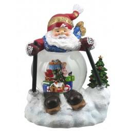 Santa mit Geschenke