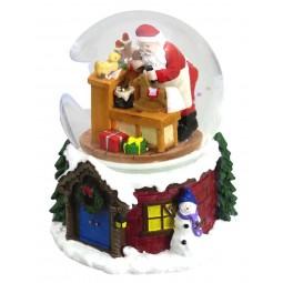 Kugel Santas Werkstatt