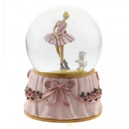 Kugel Ballerina & Hund