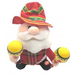 Santa mit Hut