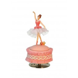 Ballerina Rosa Kleid