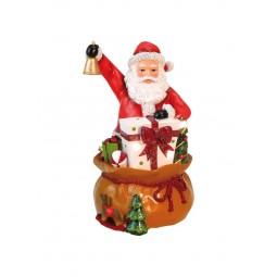 Santa mit Geschenkesack