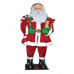 Riesiger Weihnachtsmann