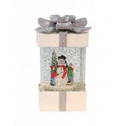 Weißes Geschenk