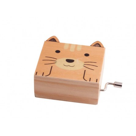 Drehleiher Katze