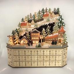 Adventskalender Bergdorf