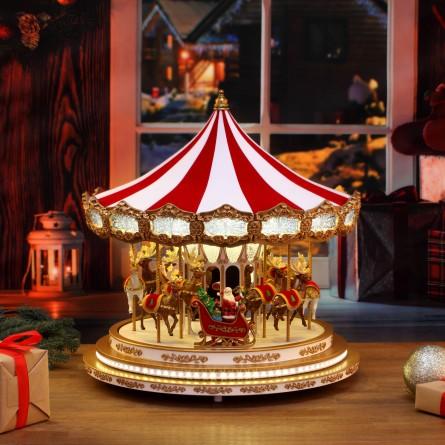 Regal Christmas Carousel