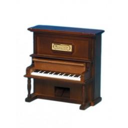 Spieluhr Klavier aus Holz