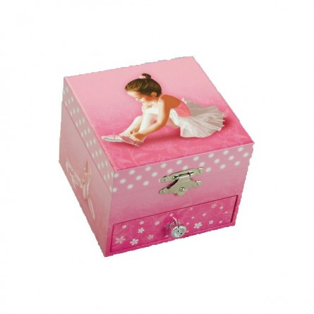 Schmuckbox Ballerina