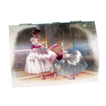 Schmuckdose Ballett