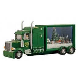 Spieluhr Santa Truck klein