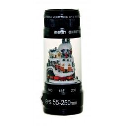 Spieluhr Kamera Objektiv