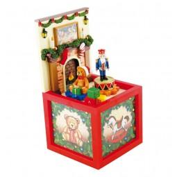 Spieluhr Nußknackerzimmer