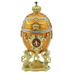 Spieluhr Schmuckei im Stiele Fabergés