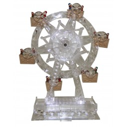 Riesenrad aus Acryl