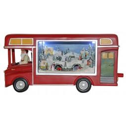 Spieluhr Englischer Stadtbuss