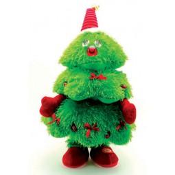Tanzender Weihnachtsbaum
