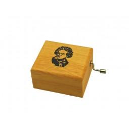 Beethoven Leier aus Holz