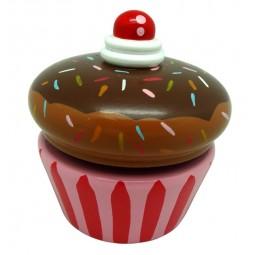 """Holzspieluhr """"Cupcake"""""""