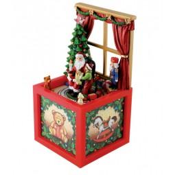 Spieluhr Weihnachtszimmer