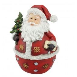 Spieluhr Stehaufmännchen Santa