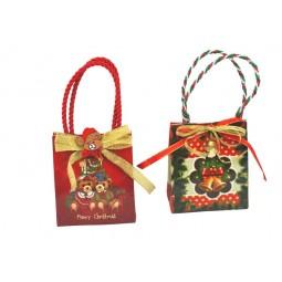 Display mit 12 Geschenketüten
