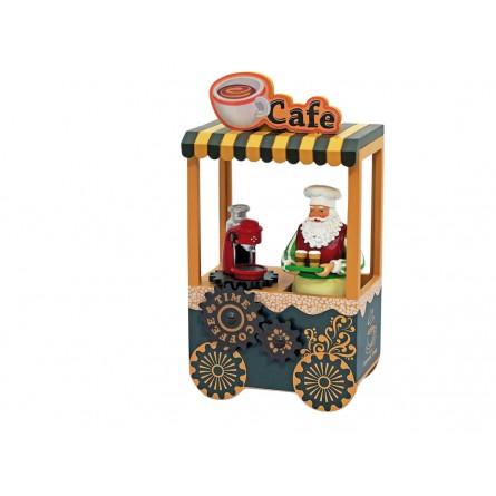 Santa´s Café Wagen